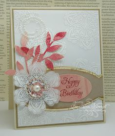 card by Lee Ann Barrett.... (change sentiment)