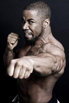 Michael Jai White, Intense punch