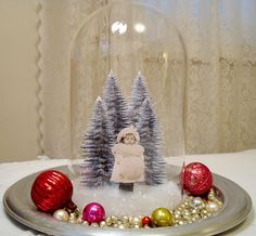 Brag Monday - Noel Banner and Oh Christmas Tree Cloche - The ...