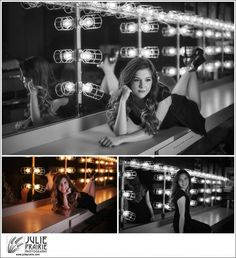 Theatre portraits. Drama club. Black and white portrait love! Senior Portraits Sioux Falls