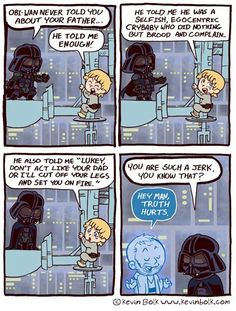 Image detail for -Star Wars Jokes 2 | Home and Away