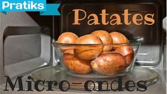 Comment faire cuire ses patates au micro-ondes - YouTube French Toast, Muffin, Breakfast, Food, Apples, Drizzle Cake, How To Make, Morning Coffee, Essen