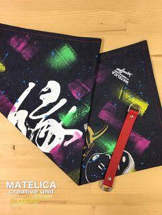 【Japonythm】デニム風呂敷 70cm ko・to・da・ma 「縁」 #和モダン #書 #言霊 #デザイン #Japonythm #MATELICA  #calligraphy #風呂敷 #アート #Japan #Tokyo #furoshiki #Japonism The Unit, Creative