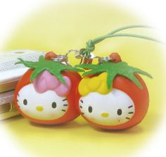 Hello Kitty Tomato Squishy