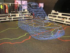 Nike Sportswear x Benedict Radcliffe Air Max 1 Wire Frame Sculpture | Flickr - Photo Sharing!