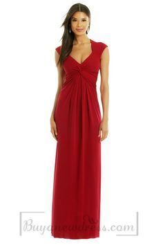 Long Natural Waist Prom Dress