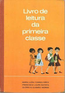 Ecos de Casével - Santarém: Os meus livros de leitura da escola primária
