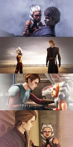 Memories - Anakin & Ahsoka - Star Wars: The Clone Wars