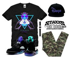 Stunt On Them Haters... Get This Look! @ www.staxxsondeck.com #streetwear #clothing #outfit #ootd #style #stylish #hornets #swagger #swag #photooftheday #cargoshorts #summer #instagood #cool #swagg #guy #boy #boys #man #shoes #la #kings #jordans #camo #cargopants #jordan #sneakers #styles #fresh #dope #lIluminati #handsup #rocnation