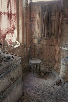 Abandoned Parrot House 17 by antonymes, via Flickr