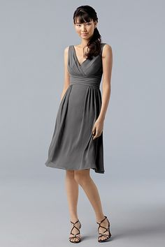 Wtoo 784 in falcon, also listed as maternity option.  $210. Rachel's Dress