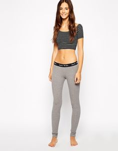 These Jack Wills leggings look so comfortable. There's nothing better than snuggly PJs when the weather is starting to get cold. http://asos.to/1pF23Zj