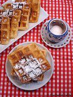 The Dutch Table: St Maarten Wafels (St Martin Waffles)