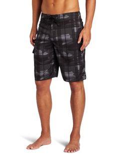 38d6d3c1ba Oneill Men`s Santa Cruz Plaid 2 Boardshort $16.99 Board Shorts Women,  Billabong Women