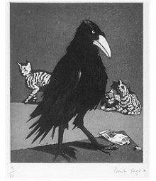 o corvo na obra de paula rego - Pesquisa Google