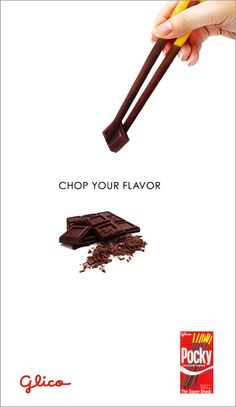 Melokumi: POCKY | Chop Your Flavor | Advertisement Series