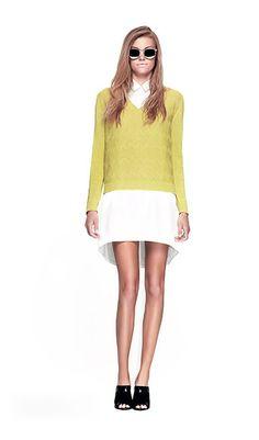 Short Sleeve Shirt Dress | Jenni Kayne | Store