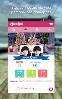 flirten via de app)