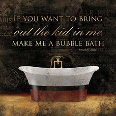 Bubble Bath (Jace Grey)