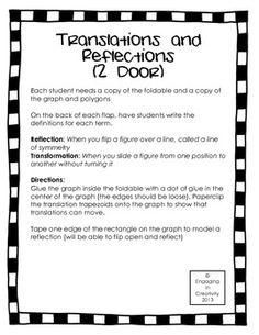 PRE-ALGEBRA/ MIDDLE SCHOOL MATH INTERACTIVE NOTEBOOK - TeachersPayTeachers.com
