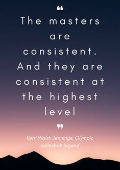 Quote by Kerri Walsh during an interview with Tom Bilyeu on Impact Theory College Application Deadlines, Kerri Walsh Jennings, Practice Quotes, Bard College, College Admission Essay, Highschool Freshman, Achievement Quotes, Curriculum Planning, Massachusetts Institute Of Technology