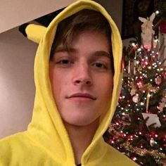"""fc: froy gutierrez ] """"hey there. uh, i'm twenty years old. i'm really just a social media guy, i post random crap that literally no one cares about."""" i chuckle, """"uh social are"""