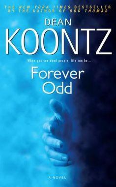 Dean Koontz - Forever Odd Cover
