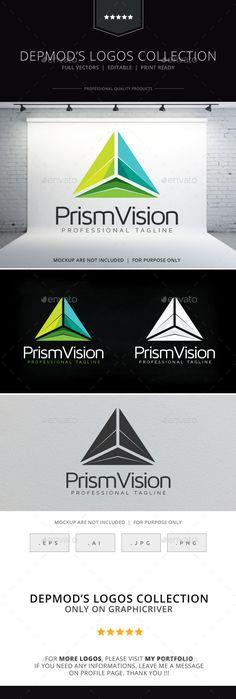 Prism Vision Logo
