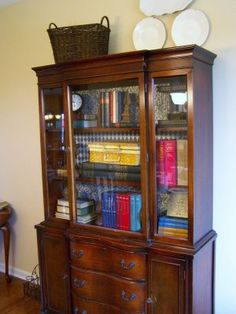 Great example of what your china cabinet could look like    Google Image Result for http://1.bp.blogspot.com/_8_VgzBw9Dy0/SghALWVZMuI/AAAAAAAADLM/-KW_Cdz5-ZM/s400/china%2Bcabinet.jpg