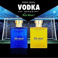 Em clima de #CopadoMundoDisponível em estoque os queridinhos VODKA Blue e Yellow! . Compre sem sair de casa acesse o nosso site: LINK NA BIO. . . WHATSAPP:  (17) 99247-6869 SAC:  (17) 32314768. . . #lojariopreto #riopreto #sjpr #copa2018 #perfume #perfumaria #pariselysees #vodkabrasil #perfumevodka #brasil #vaibrasil