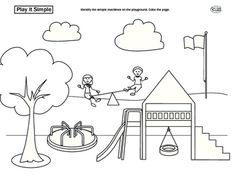 Science Activity; create a playground using Simple