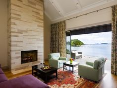 Helena Bay Lodge, Northland, New Zealand  Sometimes a hotel makes the Hot List—our picks for the best newcomers in the past year—not for what's under its roof, but for what's outside its doors.