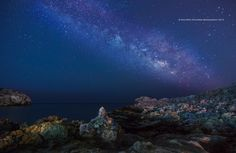 Milky way by Philippos Philippou on 500px