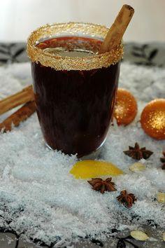 """Glühwein - Vino caliente y días fríos del blog Hi ha bruixes a la cuina Las recetas del reto """"Christmas Time"""", ya estamos en Navidad!!"""