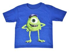 Baby Toddlers Monsters Inc Mike T-Shirt