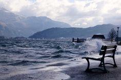 Lake Annecy, port Saint Jorioz