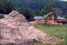 Horseshoe Canyon Ranch #Arkansas