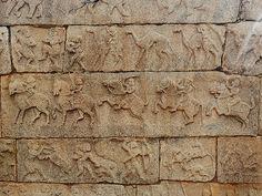 Horsepower in Hampi - its importance in matters civil and military Hampi, Modern City, Karnataka, Civilization, National Parks