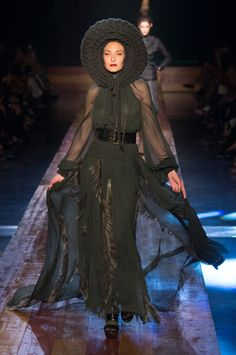 Fall 2016 Couture    Jean Paul Gaultier
