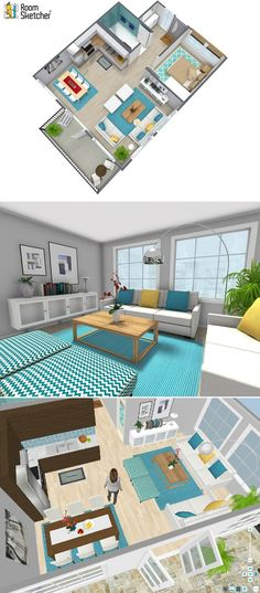 get mobile with the roomsketcher home designer android tablet app
