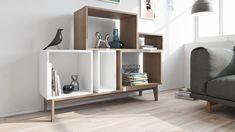 muuto stacked shelf system