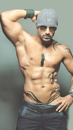 John Abraham- Find your shade! Join www.shadesofgrey.me today!