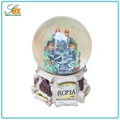 Look what I found Via Alibaba.com App: - High quality antique polyresin Rome Italy souvenirs snow globes