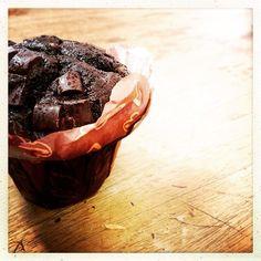 Craquera... Craquera pas.... #maisongaja #mood #pause #yummy #gourmandise #muffin #chocolatelover #mercipourlechocolat #bag