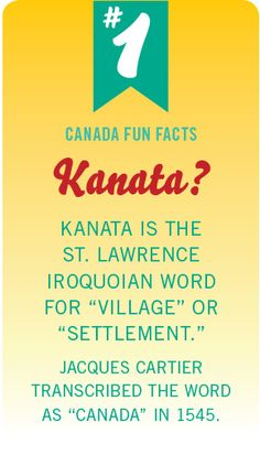 Canada Fun Fact No. 1 - Why not play Canada trivia as a Canada Day party game this year? I mean, Canadians invented Trivial Pursuit, after all. - The Best of Diy Ideas Canada Day 150, Canada Day Party, O Canada, Canada Travel, Canadian Things, I Am Canadian, Canadian History, Canadian Humour, Fun Facts About Canada