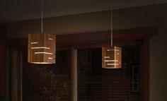 Claudo lamp by Cerno