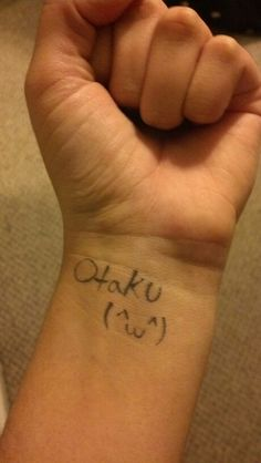 Happy Otaku Day! Show the world that YOU are an OTAKU