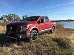 My husband is crazy about this truck and it's slowly winning me over too. I think I see a TITAN in our future! #trucksofinstagram #offroad #offroadlife #pickups #trucks #dreamtruck #nissan #titan #titannation #titanoffroad #pro4x #4wd #4x4 #truckgram #instatrucks #nissannation