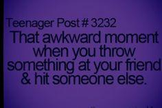 teenager posts!!