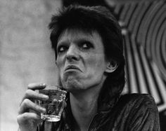 Watch That Man — David Bowie, timeless Glam Rock, Ziggy Played Guitar, Pete Burns, David Bowie Ziggy, David Bowie Meme, Aladdin Sane, The Thin White Duke, Major Tom, Soundtrack To My Life